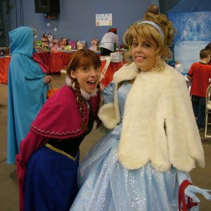 Always Dreaming Entertainment - Princess Party in Oklahoma City, Oklahoma
