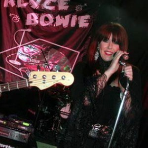 Alyce Bowie - Party Band / Halloween Party Entertainment in Palm Springs, California
