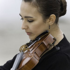 Alyson Montez - Violinist / Classical Ensemble in Van Nuys, California