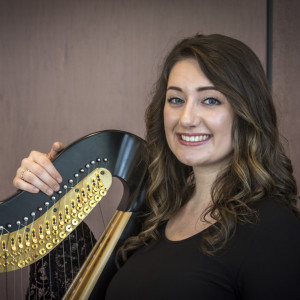 Alyssa Hall, Professional Harpist - Harpist in Stedman, North Carolina