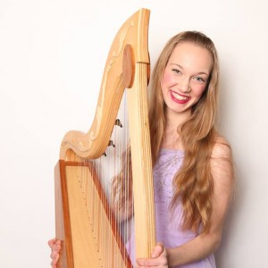 Alysse Sailor - Harpist in Waterloo, Ontario