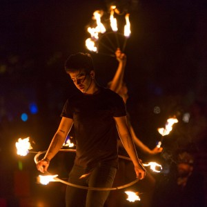 Alyx Iman - Fire Performer in Greensboro, North Carolina