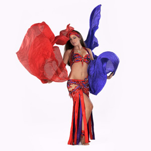 Amala Gameela - Belly Dancer / Fire Dancer in Honolulu, Hawaii