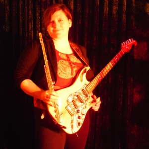 Amanda B Johnson - Guitarist in Kansas City, Kansas