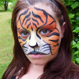 Amanda Bruce's Face Painting - Face Painter / Outdoor Party Entertainment in Greenville, South Carolina