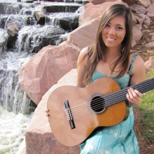 Amanda Caporicci, Classical &Spanish guitar - Guitarist in Greensboro, North Carolina