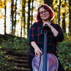 Amanda Durst, Cello - Cellist in Asheville, North Carolina