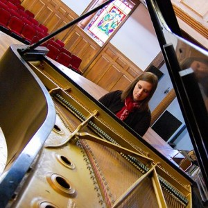 Amanda Eversole - Classical Pianist in Normal, Illinois