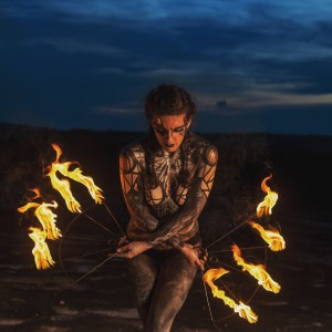 Amanda Ferguson - Fire Performer in Atlanta, Georgia