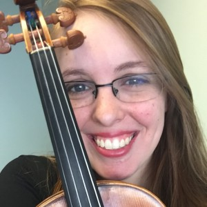 Amanda Roth - Violinist in Boxborough, Massachusetts