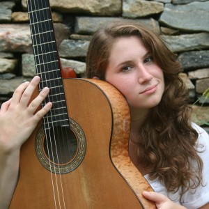 Amanda Sullivan - Classical Guitarist in East Haven, Connecticut
