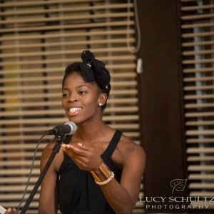 Amani O+ Poetess & Femcee - Spoken Word Artist / Environmentalist in Albany, New York
