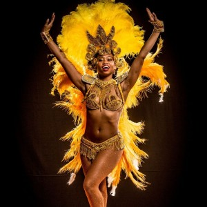 Amara Arts Project - Samba Dancer in St Louis, Missouri