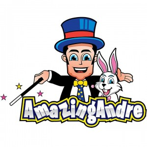 Amazing Andre - Children's Party Magician / Halloween Party Entertainment in Tampa, Florida