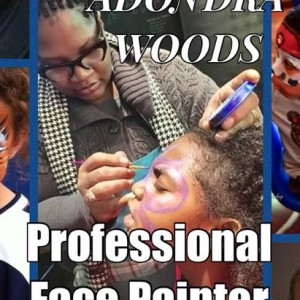 "Amazing Faces by Miss ""A"" - Face Painter / Party Rentals in Washington, District Of Columbia"