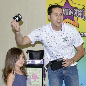 Domino The Great - Children's Party Magician / Arts/Entertainment Speaker in Darien, Connecticut