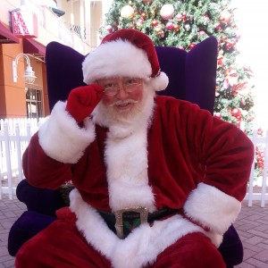 Amazing Santa - Santa Claus in West Palm Beach, Florida