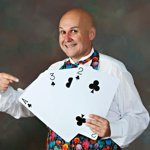 The Amazing Charles - Magician / Balloon Twister in Hibbing, Minnesota