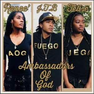Ambassadors Of God (AOG) - Christian Rapper in Charlotte, North Carolina