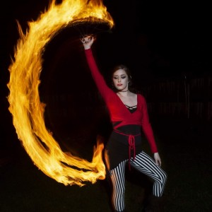 AmberLand Performance Art - Fire Dancer / Burlesque Entertainment in Greensboro, North Carolina