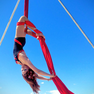 Aeroterra Arts: Aerial, Belly Dance and Fire