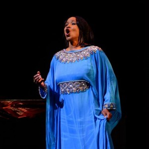 Ameerah Sabreen - Opera Singer in Brooklyn, Maryland