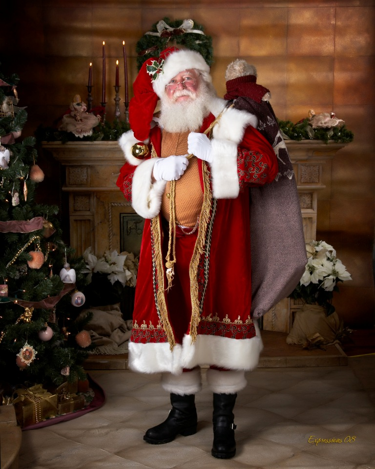 Hire Amerevents Sant A Grams Santa Claus In Denver Colorado