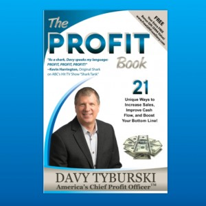 America's Chief Profit Officer, Davy Tyburski - Motivational Speaker in San Antonio, Texas