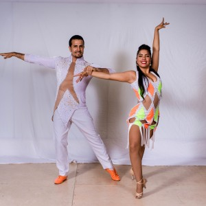 America's Got Talent - Salsa Dancers - Salsa Dancer in San Antonio, Texas
