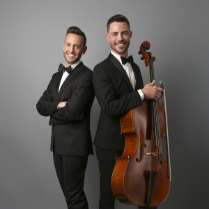 Branden and James, Cello and Vocal Duo from America's Got Talent