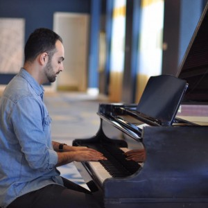 Amir Khostavan - Pianist in Los Gatos, California