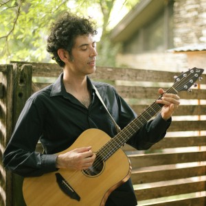 Amir Neubach - Singing Guitarist / Wedding Singer in Austin, Texas