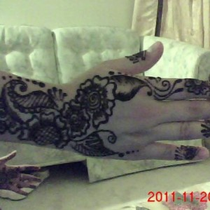 Amoz Henna Art - Henna Tattoo Artist / College Entertainment in Ottawa, Ontario