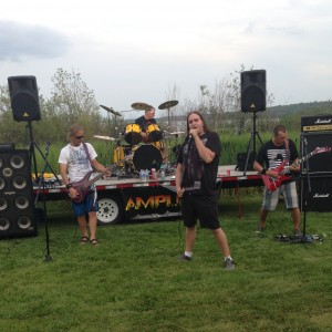 Amplifire - Cover Band in Edmonton, Alberta