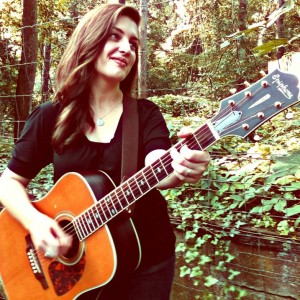 Amy Andrews - Singing Guitarist / Guitarist in Houston, Texas