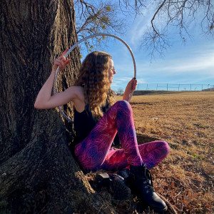 Amy Flows - Hoop Dancer in Edmond, Oklahoma