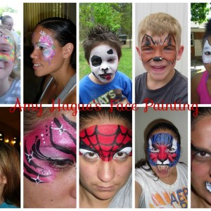 Amy Hague's Face Painting