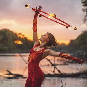Amy Inspiral - Fire Performer / Hoop Dancer in Scottsdale, Arizona