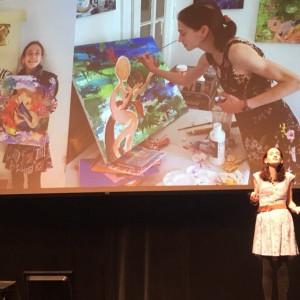 Amy Oestreicher: LoveMyDetour - Motivational Speaker / Corporate Event Entertainment in Westport, Connecticut