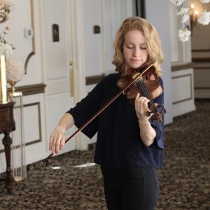 Amy Pinkus - Violinist / Wedding Entertainment in Hamilton, Ontario