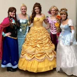 Amy's Princess Parties - Princess Party in Westerville, Ohio