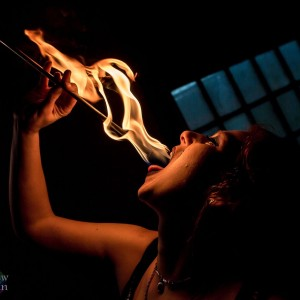 Kali the Courageous!  - Fire Performer / Fire Eater in Dayton, Ohio