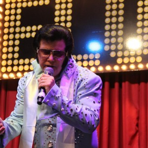 An Elvis experience - Elvis Impersonator in Modesto, California