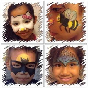 Ana Face Painting - Face Painter / Halloween Party Entertainment in Corona, California