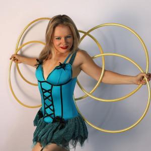 Ana Firelight Circus Arts - Princess Party in Oakland, California