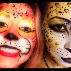 Anabelle's Fantazee Faces - Face Painter / Halloween Party Entertainment in Houston, Texas