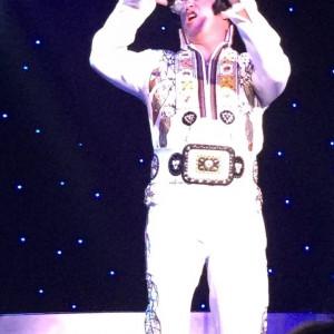Anabolic Elvis - Elvis Impersonator in Brooklyn, New York