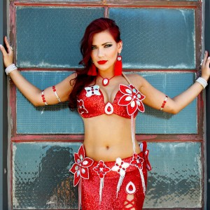 Anastasia Nar - Belly Dancer / Middle Eastern Entertainment in New York City, New York