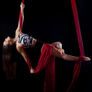 Anastasia Sauvage - Aerialist in San Francisco, California
