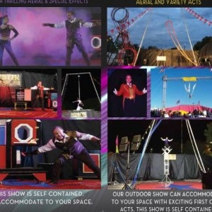 Anastasini Entertainment - Circus Entertainment in Englewood, Florida